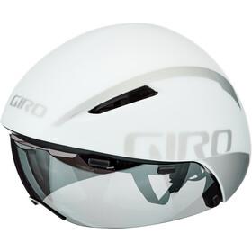 Giro Aerohead MIPS Casco, white/silver